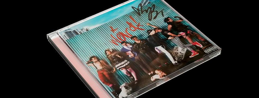 Yungblud - CD Autografado Weird!