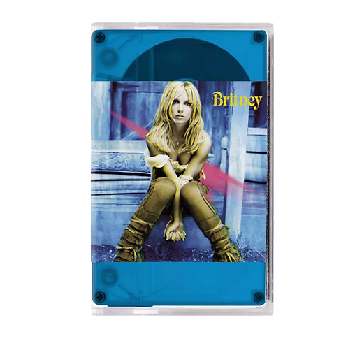 Britney Spears - Cassette Britney Colorido Limitado