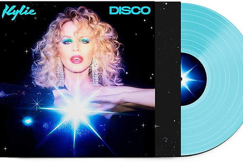 Kylie Minogue - LP DISCO Limitado Turquesa Clear [Amaz