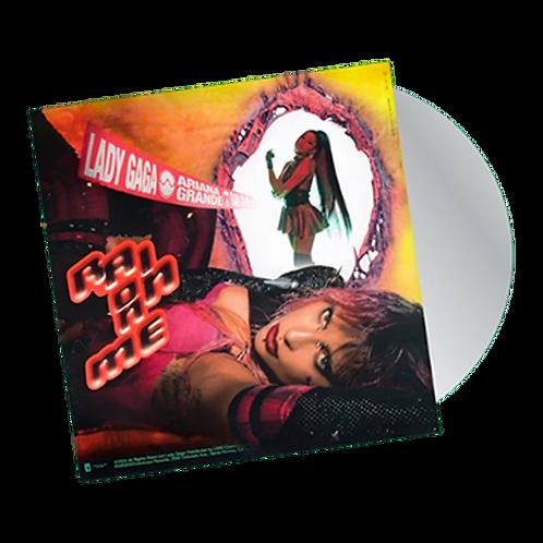 Lady Gaga & Ariana Grande - CD Single 'Rain On Me'