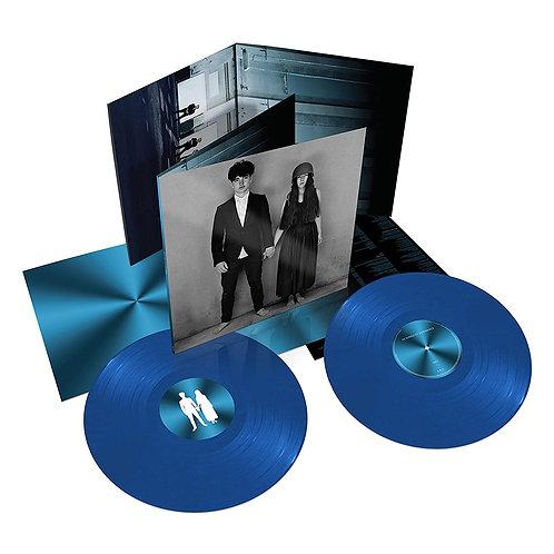 U2 – 2x LP Songs Of Experience Azul Ciano