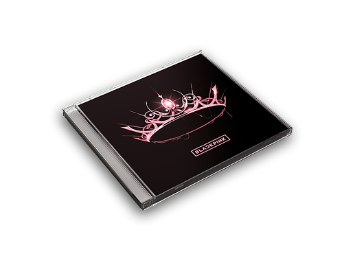 Blackpink - CD Autografado The Album