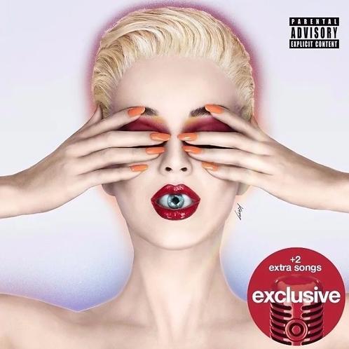 Katy Perry - CD Witness Target [Bonus Tracks]