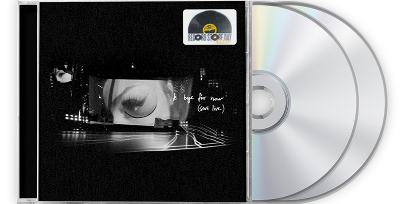 Ariana Grande - 2x CD k bye for now (swt live) RSD 2021