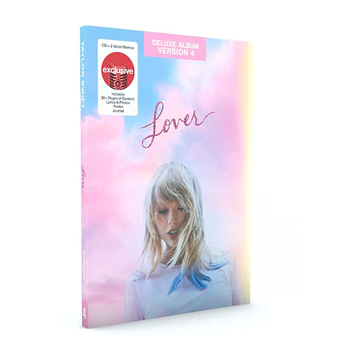 Taylor Swift - CD Lover (Target Exclusive Deluxe Version 4)