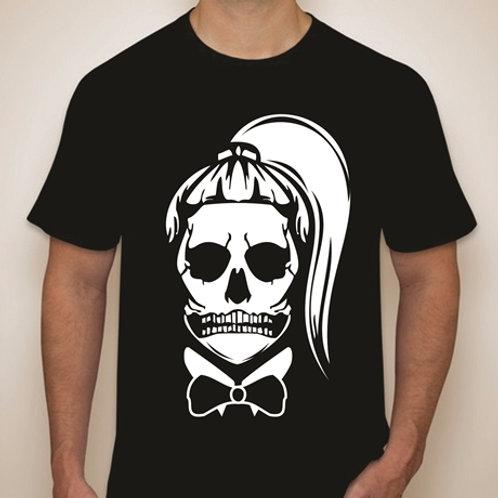 Camisa Lady Gaga Skull Tamanho M