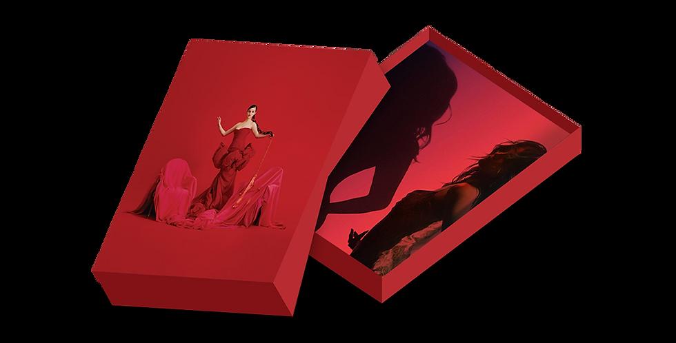 Selena Gomez - CD Box Revelación + Poster