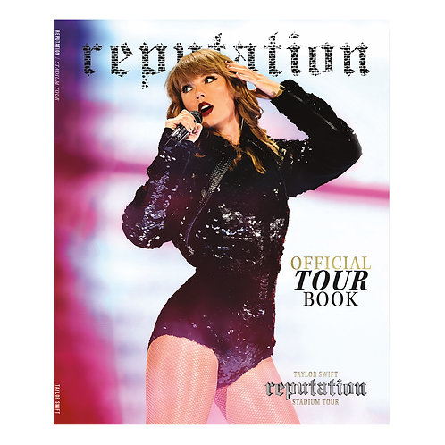 Taylor Swift - Official Reputation Tour Book