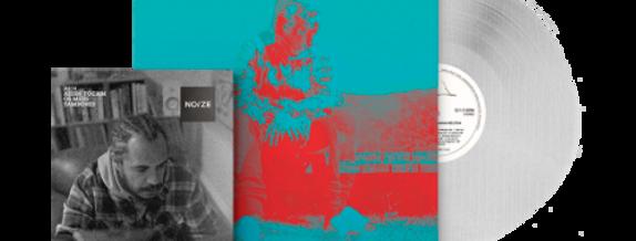 Marcelo D2 - LP Assim Tocam Os Meus Tambores Noize Transparente + Revista