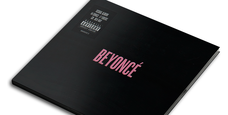 Beyoncé - CD + Blu Ray Self-Titled