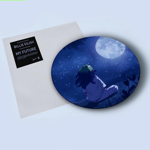 "Billie Eilish - Picture Disc ""My Future"" Limitado"
