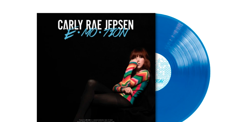 Carly Rae Jepsen - LP Emotion Limitado Azul