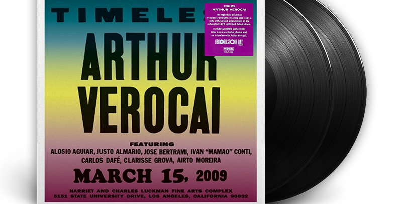 Arthur Verocai - 2x LP Mochilla Presents RSD 2021
