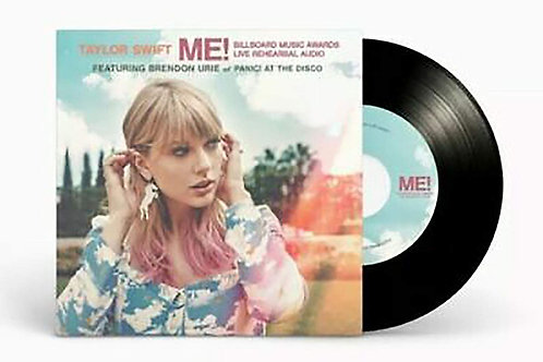 "Taylor Swift - 7"" LP Me! (Billboard Music Awards Live Rehearsal Audio)"