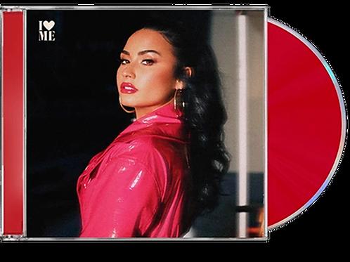 "Demi Lovato - CD Single Autografado ""I Love Me"""