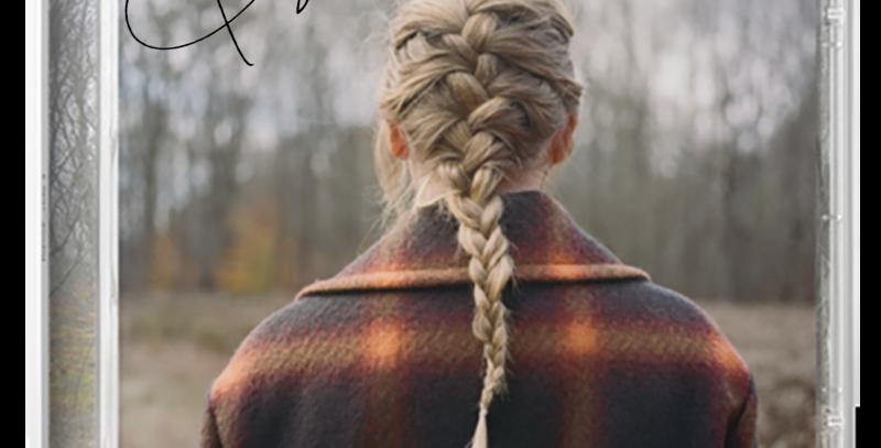 Taylor Swift - CD Evermore Autografado Deluxe Edition