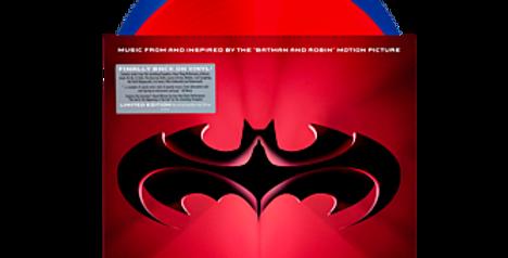 Batman & Robin - 2x LP RSD Soundtrack Limitado