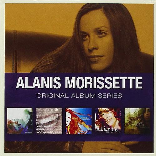 Alanis Morissette - Box 5 CDs