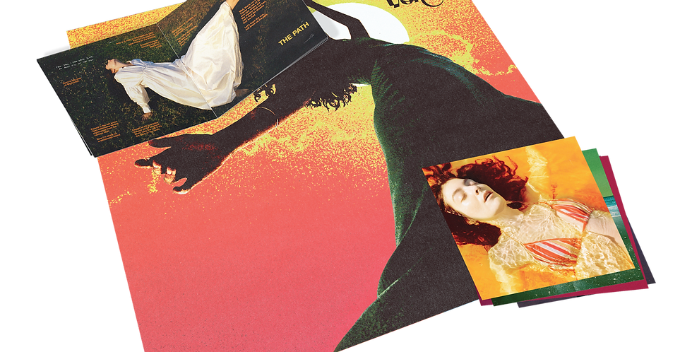 Lorde - Solar Power Music Box (Discless Product) Limitado