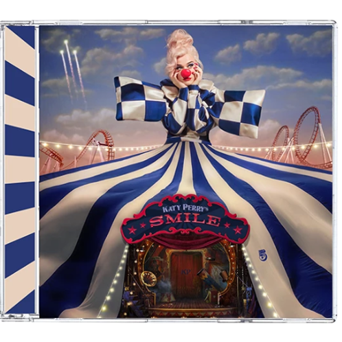 Katy Perry - CD Limitado Smile #1