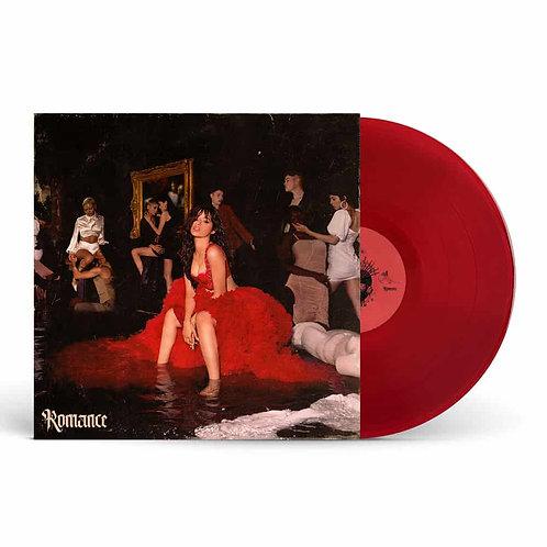 Camila  Cabello - 2x LP Romance Limitado Vermelho