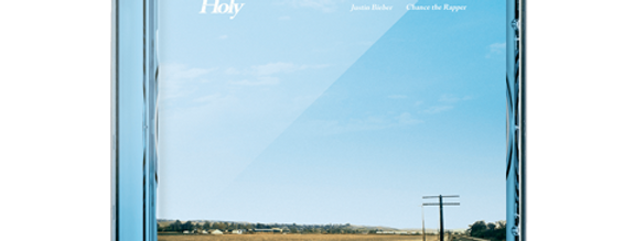 Justin Bieber - CD Single Holy