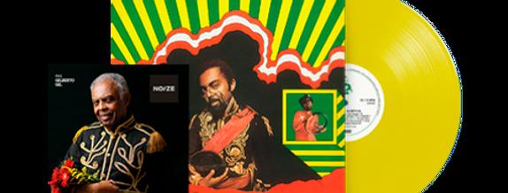 Gilberto Gil - LP 1968 Limitado Noize Amarelo + Revista