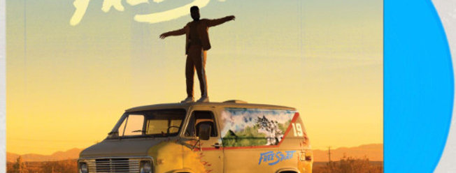 Khalid - Free Spirit 2x LP Azul Limitado [AVARIA]
