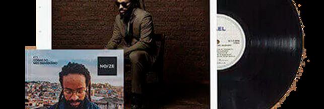 Rael - LP Coisas Do Meu Imaginário Limitado Noize + Revista