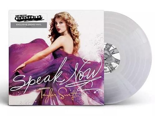 "Taylor Swift - Speak Now ""Smoke"" LP  Limitado Numerado RSD 2018"