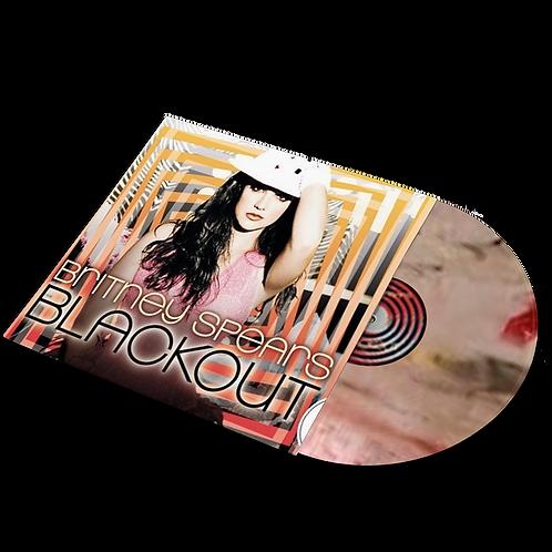 Britney Spears - LP Blackout Limitado Splatter