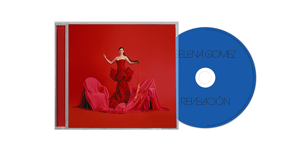 Selena Gomez - CD Revelación
