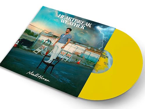 Niall Horan -  LP Heartbreak Weather Limitado Amarelo