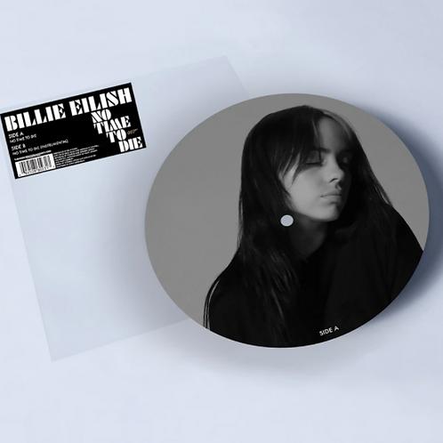 "Billie Eilish - Picture Disc ""No Time To Die"" Limitado"