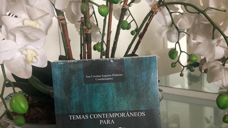 Temas contemporâneos para TCC - co-autora Michelle Pollier