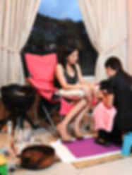 Home Service Nail & Body Spa Paranaque City (Massage at home, nails at home)