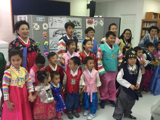 2017 Korean Thanksgiving 'Chuseok'