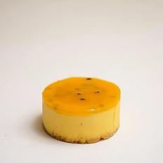чизкейк манго-маракйя
