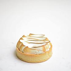 Тарт лимонный с меренгой