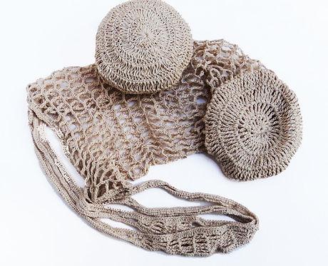 Cotton Crochet Bag