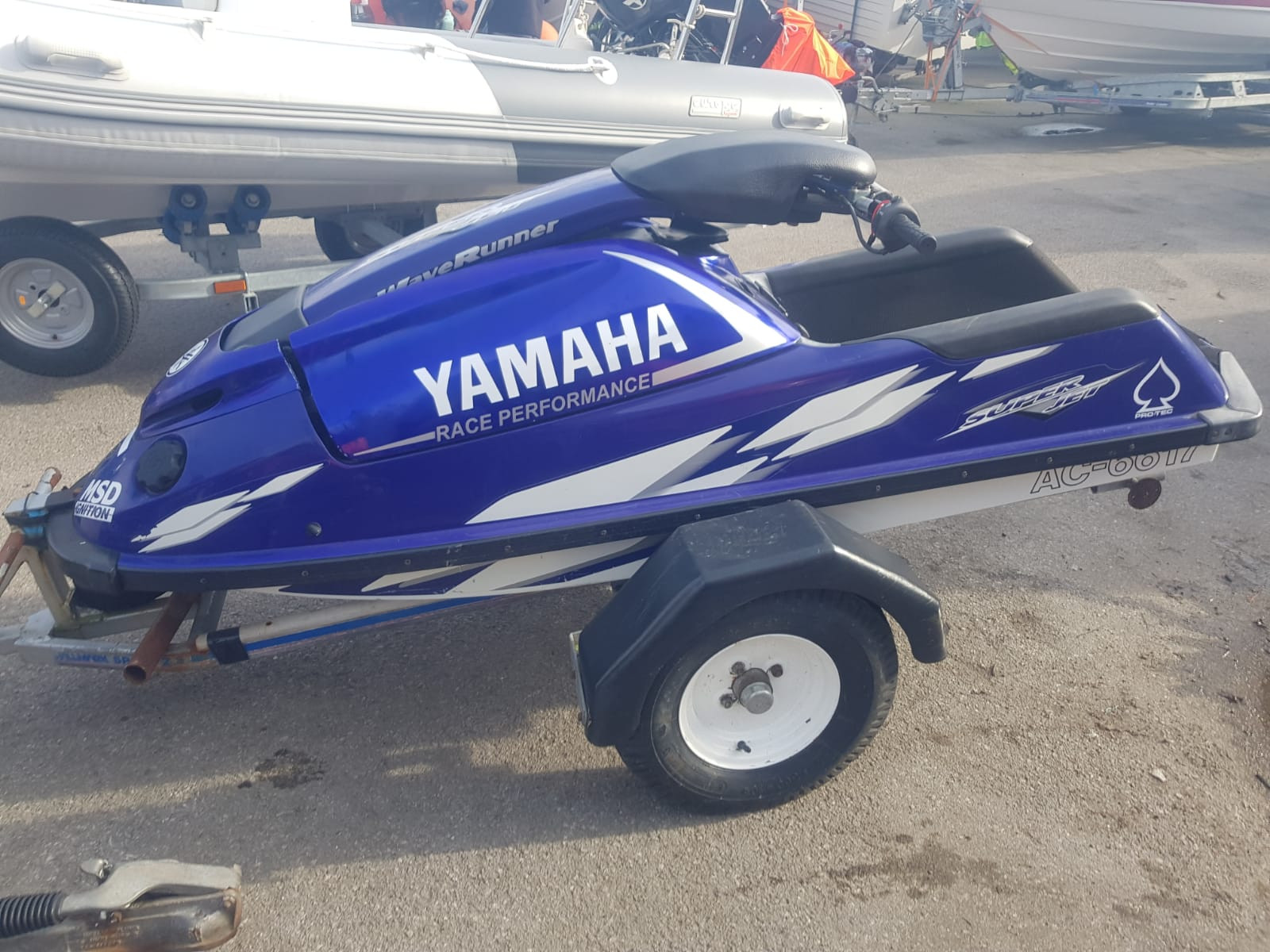 Used Personal Water Craft For Sale M E S  Marine