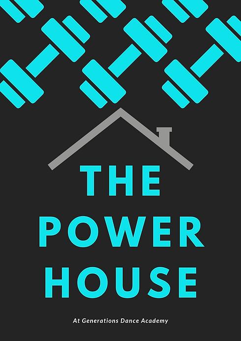 Blue Dumbbell Gym Poster.png