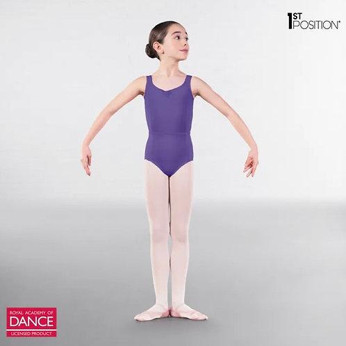 Grade 1-5 Ballet Leotard