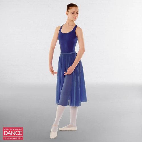 Long Chiffon Ballet Skirt