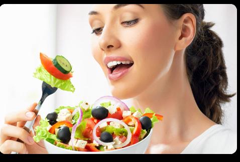 Вкусная еда и здоровая кожа – миф?