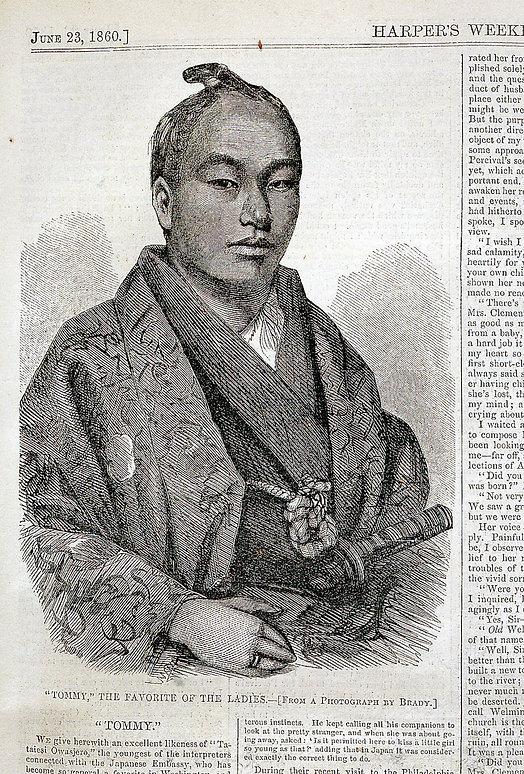 1860年(安政7/万延元年)