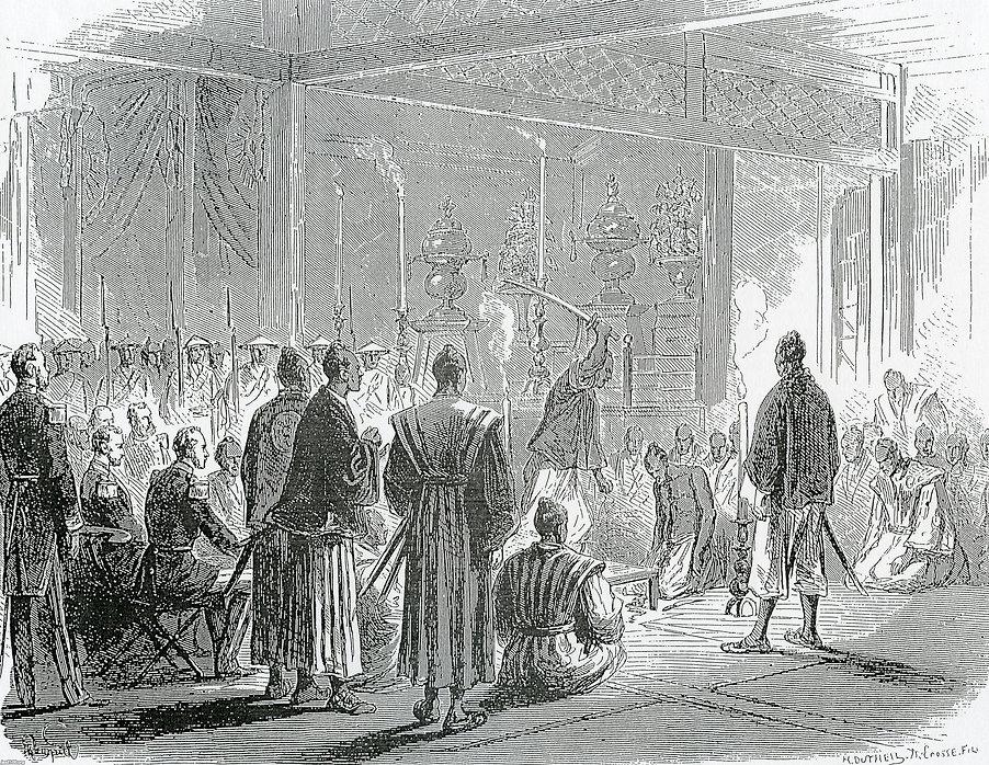 1868年①(慶応4/明治元年)