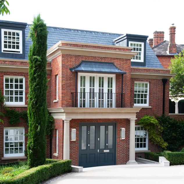 3_Georgian porch extension facelift coun