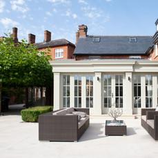 4_Berkshire mansion orangery bespoke arc