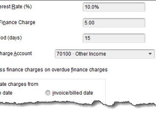 Should You Charge Late Fees? QuickBooks Can Help